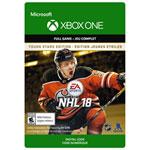 NHL 18 Young Stars Edition (Xbox One) - Téléchargement numérique