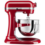KitchenAid Professional Bowl-Lift Stand Mixer - 5Qt - 450-Watt - Empire Red