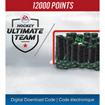 NHL 18 12,000 Ultimate Team Points (PS4) - Digital Download