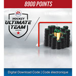 NHL 18 8,900 Ultimate Team Points (PS4) - Digital Download