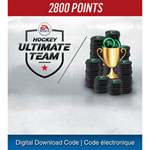 NHL 18 2,800 Ultimate Team Points (PS4) - Digital Download