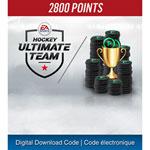 2800 points Ultimate Team pour NHL 18 (PS4) - Téléchargement numérique