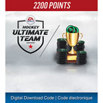 NHL 18 2,200 Ultimate Team Points (PS4) - Digital Download