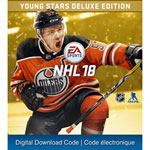 NHL 18 Young Stars Deluxe Edition (PS4) - Digital Download