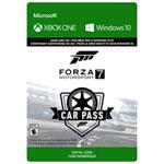 Forza Motorsport 7: Car Pass (Xbox One) - Téléchargement numérique