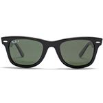 Ray Ban Wayfarer Polarized Sunglasses RB2140 901 58
