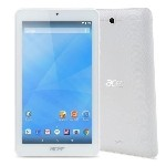 Acer Iconia One 7 Tablet 16GB Wifi White, Refurbished