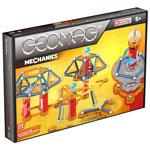 Jeu de construction Mechanics de Geomag - 222 pièces