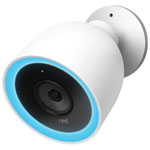 Nest Cam IQ Wi-Fi Outdoor 1080p Security Camera - White