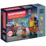 Magformers Walking Robot Set - 45 Pieces (63137)