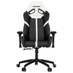 Vertagear S-Line SL5000 Ergonomic Faux Leather Gaming Chair - Black/White