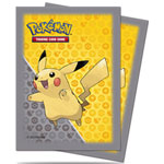 Ultra PRO Pikachu Deck Protector for Pokémon Trading Card Game - 65 Pack