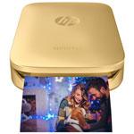 Imprimante photo Bluetooth Sprocket Z3Z94A de HP - Doré
