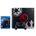 PlayStation 4 Pro 1TB Star Wars Battlefront II: Elite Trooper Deluxe Edition Bundle