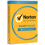 Norton Security Deluxe (PC/Mac) - 3 Users - 1 Year