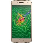 Motorola Moto G5 Plus - 32GB Smartphone - Fine Gold - Factory Unlocked (International Version w/Seller Provided Warranty)