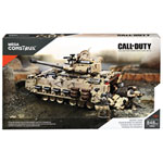 Mega Construx Call of Duty: Desert Camo Tank - 848 Pieces (DPB59)