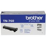 Brother Black Toner (TN760)