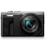 Lumix ZS60 18MP 30X Wide Zoom Silver