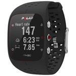 Polar M430 GPS Watch with Heart Rate Monitor - Black