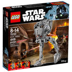 LEGO Star Wars: AT-ST Walker - 449 Pieces (75153)