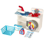 Ensemble Wash, Dry & Iron Let's Play House! de Melissa & Doug