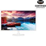"""Samsung 32"""" FHD 60Hz 5ms PLS LED Monitor (LS32F351FUNXZA) - White - Open Box"""