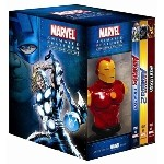 MARVEL ANIMATED FEATURES COLLECTOR'S GIFT SET (ENG) (DVD)