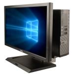 """Dell AIO OPTIPLEX 9010 SFF Intel Core i7-3770 3.4GHz,16G,512G SSD,DVD,WIFI,WIN10H+Dell P2211HT 22"""" LCD Panel-1YW,Refurbished"""