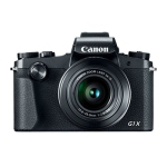 Canon PowerShot G1 X Mark III 24.2 Megapixel Compact Camera - Black