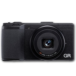 Ricoh GR II Digital Camera 16MP