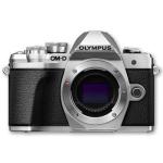 Olympus OM-D E-M10 Mark III 16 MP Body SILVER