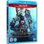 Pirates of the Caribbean Salazar's Revenge (Blu-ray 3D + Blu-ray)
