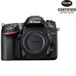 Nikon D7200 DSLR Camera (Body Only) - Open Box