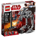 LEGO Star Wars: First Order AT-ST - 370 Pieces (75201)
