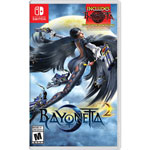 Ensemble Bayonetta 2 et Bayonetta (Switch)