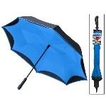 Reverse Umbrella - Blue