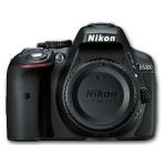 Nikon D5300 24.2 MP Camera Body BLACK