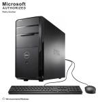 Dell Vostro 430 TW, INTEL CORE I5-750, 12GB RAM , 1TB HDD, DVDRW, WIFI, BLUETOOTH 4.0, WINDOWS 10 -Refurbished