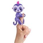 WowWee Fingerlings Baby Sloth Marge - Purple