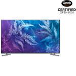"""Samsung 49"""" 4K UHD HDR QLED Tizen Smart TV (QN49Q6FAMFXZA) - Dark Titan - Open Box"""