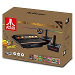 Atari Flashback 8 Gold HD Classic Game Console 120 games - AtGames