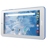 """Acer Iconia One 7"""" 16GB Android 7.0 Tablet With MT8167 4-Core Processor - Blue"""
