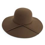 cba4cb35382a9 Access Headwear Alpas Helen Women s Poly-Cotton Fabric Blend Felt Hat