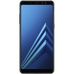 Samsung Galaxy A8 (2018) - Dual SIM - 32GB Smartphone - Black - Unlocked (International Version w/Seller Provided Warranty)