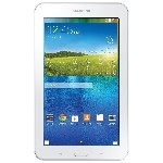 "Samsung Galaxy Tab 7"" E Lite 8GB Android 4.4 Tablet with Spreadtrum T-Shark Quad-Core Processor-White - CERTIFIED REFURBISHED"
