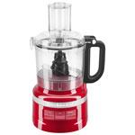 Robot culinaire de 7 tasses de KitchenAid - Rouge empire