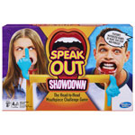 Speak Out Showdown Party Game - English
