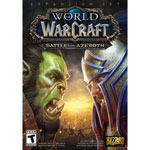 Extension World of Warcraft: Battle for Azeroth (PC) - Anglais