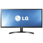 "LG 29"" Ultrawide FHD 5ms GTG IPS LED Monitor (29WK500) - Black"
